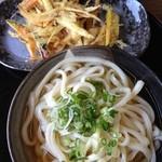 うどんの穂 - 料理写真: