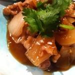 アジアンキッチンクマル - 豚肉のコーラ煮アップ