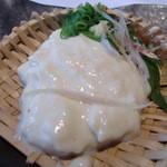 12837920 - 自家製ざる豆腐