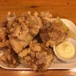串焼き 勝 - 鶏の唐揚