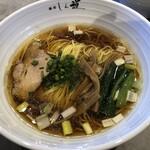 麺屋 しん道 - 醬油らぁ麺
