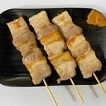 串焼き 勝 - 豚バラ串