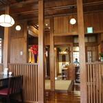 琉球料理 ぬちがふぅ - 店内
