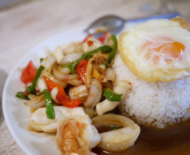 恵比寿 ガパオ食堂の料理の写真