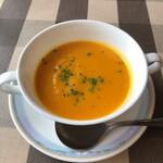 ソレイユ - カボチャのスープ