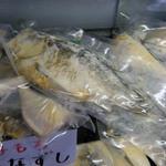 舟戸 - 立派な鮒寿司