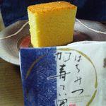 田子の月 - 加青てい羅(はちみつ)