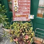 Membisutoronakano - メニューディスプレイ