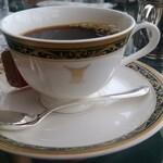 128383589 - ホットコーヒー