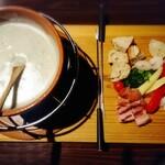 チーズ家 Quelle - ブルーチーズフォンデュ