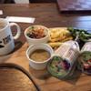 猿座カフェ - 料理写真: