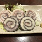 はせ川 - ◎鰻のハム1,500円(税込)