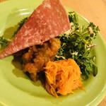 3TREE - ぱすたの前菜