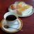 珈琲館 壺 - 料理写真:マイルドコーヒー+モーニング(450円)