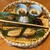 山水閣 別邸 回 - 料理写真:篭盛り