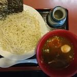 拉麺厨房 福麺 - 料理写真:魚介つけ麺(大盛)