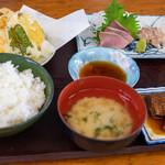 相浜亭 - 2020.3 はらいっぺえ定食(1,000円)