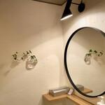 BISTRO INOCCHI - お化粧室