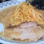東京豚骨拉麺 ばんから - 辛ネギばんから 800円