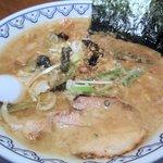 東京豚骨拉麺 ばんから - 料理写真:秘蔵ばんから 750円
