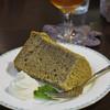 藤カフェ - 料理写真:紅茶のシフォンケーキ