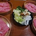 瀬里奈 - お肉たち