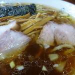 精養軒 万店 - 美味しいスープ