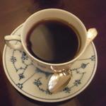 12841305 - 珈琲(ロイヤルコペンハーゲンのカップが素敵です♪)