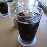 ラグタイム - 2012年5月訪問時:アイスコーヒー