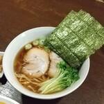 128415755 - 『 昭和の醤油ラーメン 』