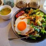 やきめしの家 - 料理写真:
