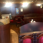 珈琲ぱぁらー泉 - 店内もイメージ通り 古き良き喫茶店です