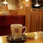 コメダ珈琲店 - たっぷりブレンドコーヒー