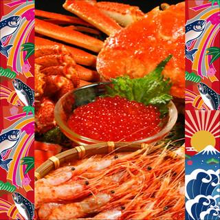 ◆北海道・~根室・歯舞漁港~水産卸し直営◆朝〆・一番セリ旬魚
