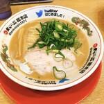 128424759 - こってり(並)。細麺チョイス!