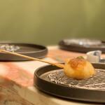 創作串揚げ専門店 ミラージュ - 料理写真:豚紫蘇おろしポン酢