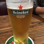 ポキート - ビール 500円