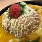 ラーメン横綱 岸和田店 - 明太マヨチャーハン
