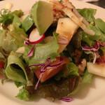 洋食・ビアホール ノマド - 季節の野菜サラダ