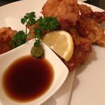 洋食・ビアホール ノマド - 大分風唐揚げ