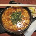 お通 - カレー雑炊