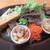 サルメリア コメスタ - その他写真:セットの前菜は7品盛り