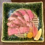 128437882 - イベリコ豚の塩焼き ¥980