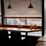 スパゲッティハウス チャオ - 眺めの良いカウンター席