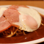 スパゲッティハウス チャオ - ハムエッグR