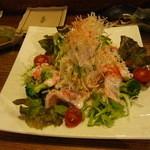 海人 - 海鮮サラダ