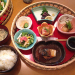 遊食旬菜 meji菜 - 和やか弁当1000円 お昼はコレしかありません。