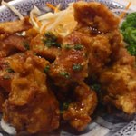 香港屋台市場 - 若鶏の油淋珍ソース