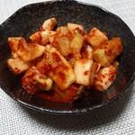 鍋竜 - 料理写真:だいこんキムチ