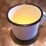 BULLS STEAK HOUSE - ランチスープ